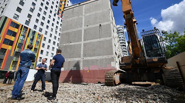В ЦАО Москвы по программе реновации расселят 109 домов