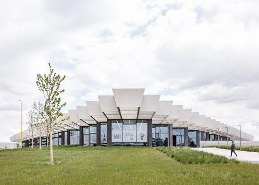 Adidas Headquarters in Herzogenaurach, Bavaria
