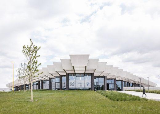 Adidas Headquarters in Herzogenaurach, Bavaria