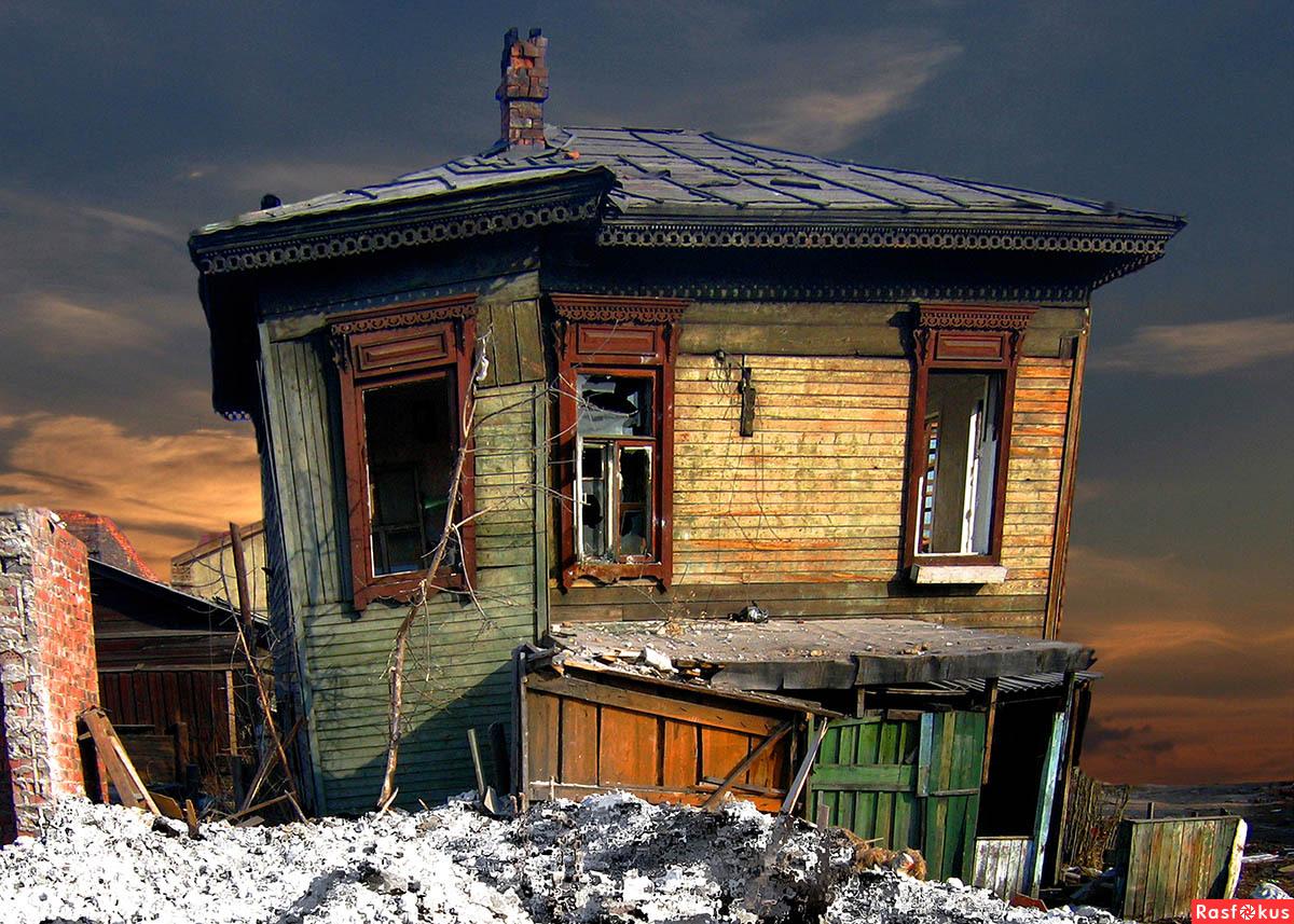 Расселять ветхие дома по ипотеке предложили в Госдуме