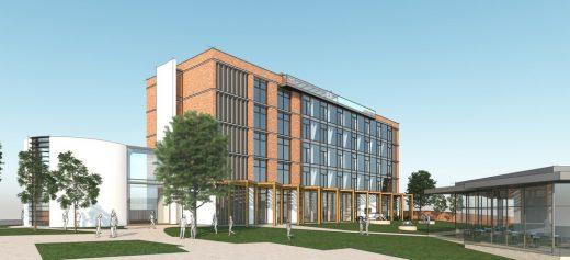 Malawi Creator Centre, Medical Training Building