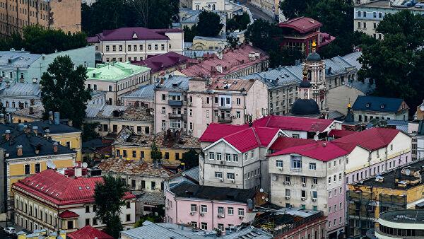 В Москве продается бывший офис Русстройбанка