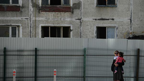 Дегтярев и Хуснуллин обсудили расселение ветхого жилья в Хабаровском крае