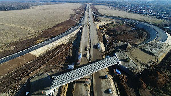 Развязку на пересечении МКАД с Осташковским шоссе построят в 2022 году