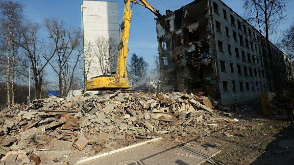 Проект об ускоренном расселении аварийного жилья внесут в Госдуму осенью