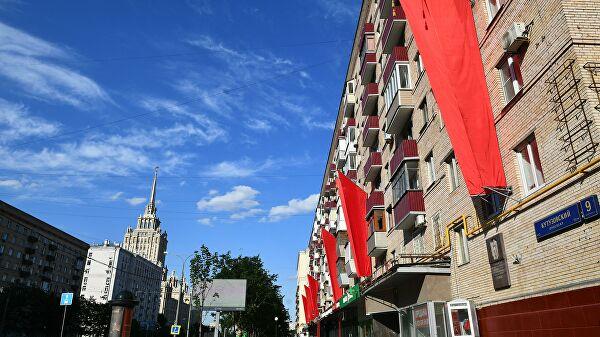 Начались обсуждения проекта реновации на Кутузовском проспекте