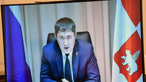 Махонин попросил Путина поддержать строительство художественной галереи